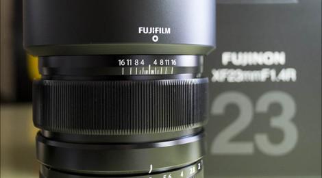 Fuji 23mm
