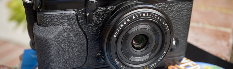 Give them an Inch, and a bit... New Fuji XF 27mm (Pancake) Lens