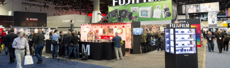 Fuji Stand CES