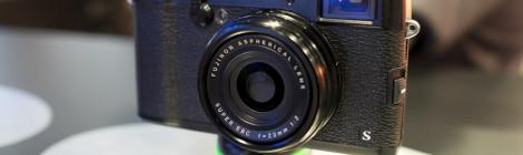 Black Fuji X100S