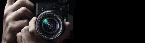 Hands on - Fuji X-T1