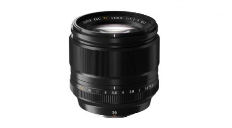 First images from the Fuji 56mm f/1.2