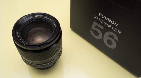 Fuji 56mm f/1.2 First Thoughts