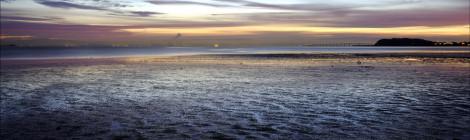 X-T1: Low Tide at Dawn - San Francisco Bay