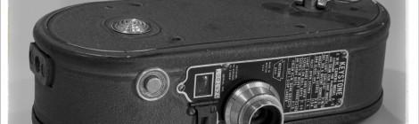 Keystone K-8 8mm Cine Camera - 1936