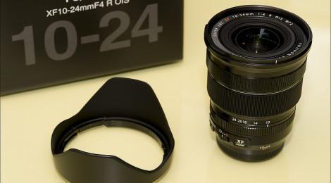 Go Wide! - Fuji 10-24mm F4 R OIS